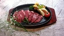 烤横隔膜肉排