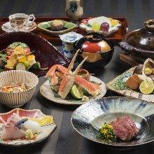 12,960日元套餐 (10道菜)