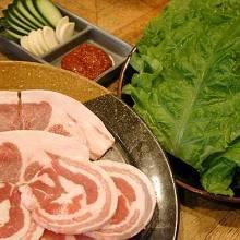 韩式五花肉