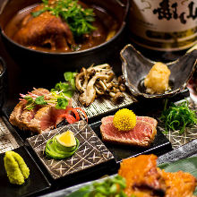 3,240日元套餐 (7道菜)