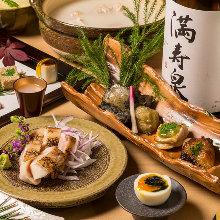 3,240日元套餐