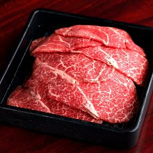 牛里脊肉涮涮锅