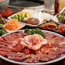 4,598日元套餐 (30道菜)