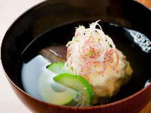 14,300日元套餐 (9道菜)
