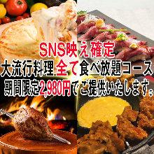2,980日元套餐