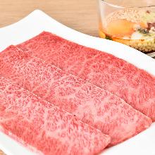 炙烤肩胛肉