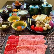 10,692日元套餐 (8道菜)