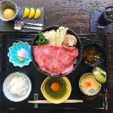 3,900日元套餐 (8道菜)