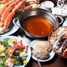 7,150日元套餐 (8道菜)