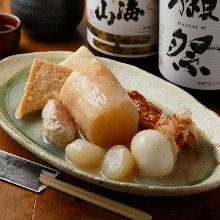 关东煮拼盘(关东煮)