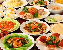 3,660日元套餐 (11道菜)