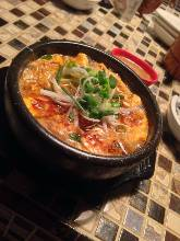 石锅麻婆豆腐