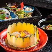 15,000日元套餐 (6道菜)