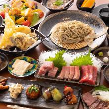 4,800日元套餐
