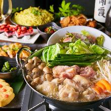 4,378日元套餐