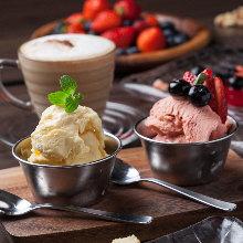 意式冰淇淋
