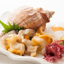 海螺(生鱼片)
