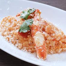 西红柿炖饭