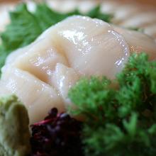 扇贝(生鱼片)