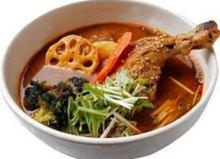 鸡肉汤咖喱