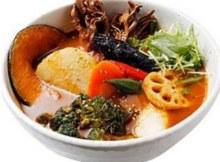 蔬菜汤咖喱
