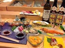 16,500日元套餐 (16道菜)