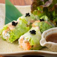 生春卷(泰国风味料理)