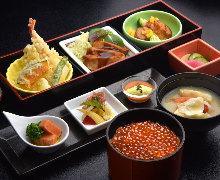 4,000日元组合餐 (4道菜)