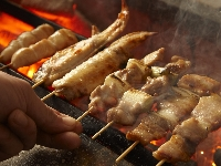 A Food Experience Event Plan for Enjoying Skewering and Charcoal Grilling