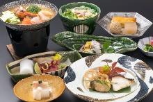 5,940日元套餐 (8道菜)