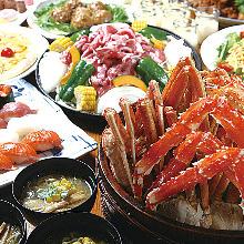 6,048日元套餐 (100道菜)