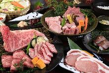 12,960日元套餐 (17道菜)