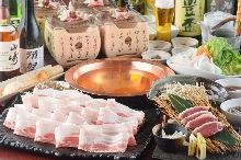 3,500日元套餐 (14道菜)