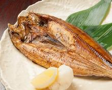 盐烤远东多线鱼