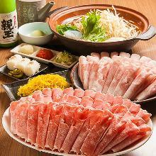 5,500日元套餐 (6道菜)