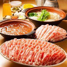 2,300日元组合餐 (6道菜)