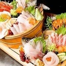4,860日元套餐 (7道菜)