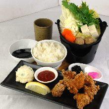 1,080日元组合餐 (5道菜)