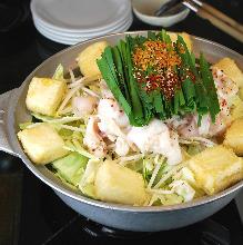 内脏火锅(盐味)