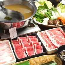3,680日元套餐