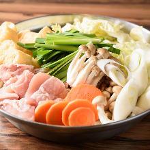 盐味相扑火锅