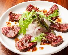 意式生腌肉片(肉)