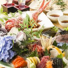 8,640日元套餐 (10道菜)