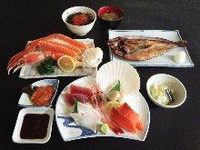 4,536日元组合餐 (7道菜)