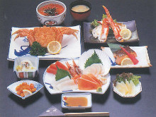 5,616日元组合餐 (8道菜)