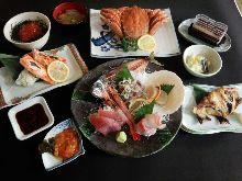 6,696日元组合餐 (9道菜)