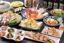 5,832日元套餐