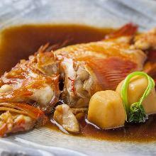 其他 煮鱼、炖鱼