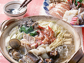 锅料理,包括力士锅(ちゃんこ)