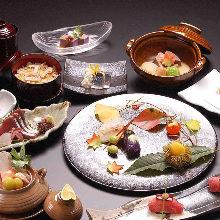 10,098日元套餐 (9道菜)